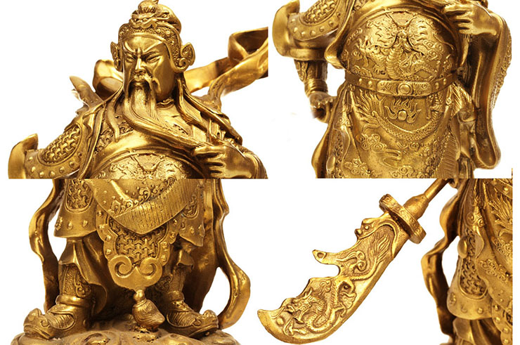 Statue Guan Gong 4