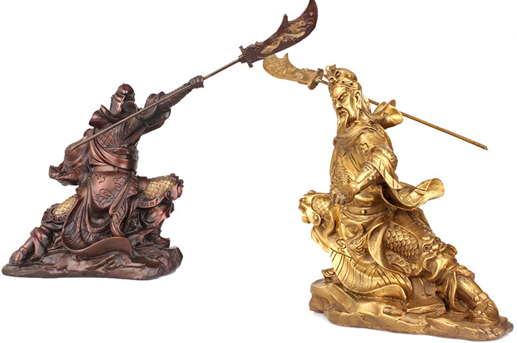 Statue Guan Gong 5