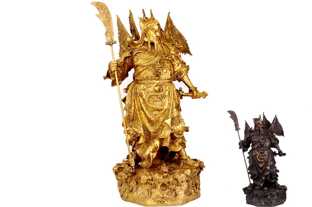 Statue Guan Gong 6