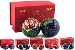 Qi Gong Balls, Enamel 2