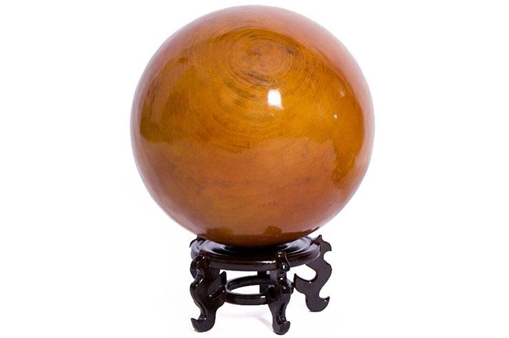 Balle Taichi Bois Plein