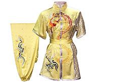 Tenue Compétition Chang Quan HanCui, Phoenix Jaune