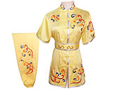 HanCui Chang Quan Competition Uniform, Yellow Clouds