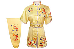 HanCui Chang Quan Competition Uniform, Yellow Clouds