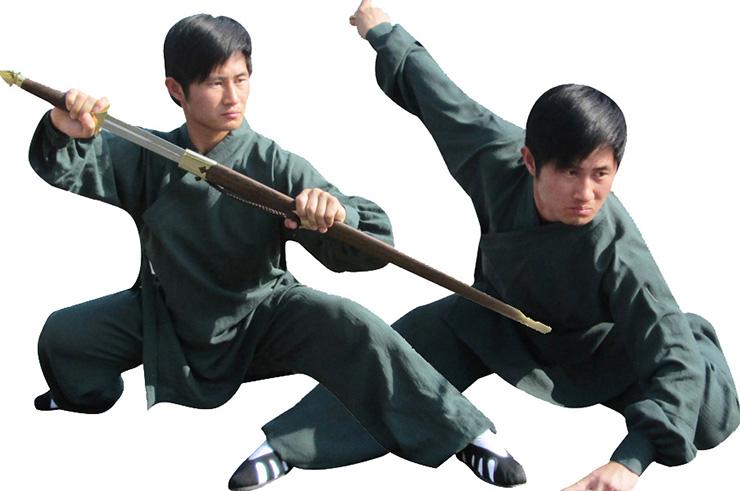 Traje Wudang Daofu