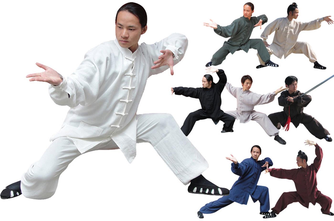 Tenue Wudang Taichi