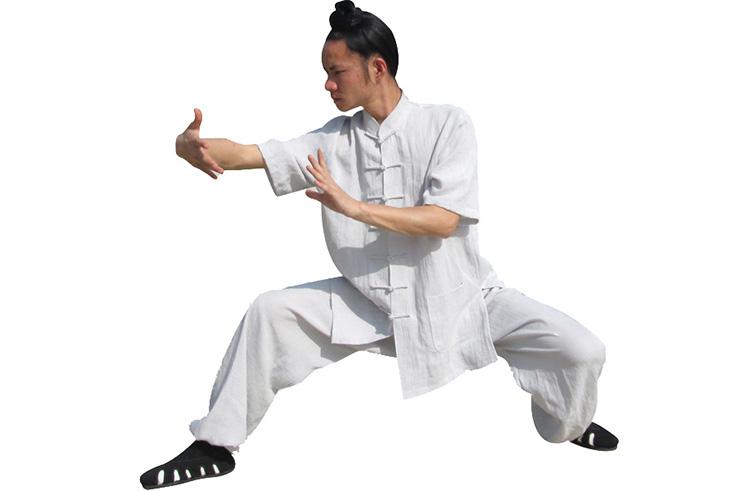 Traje Wudang Changquan