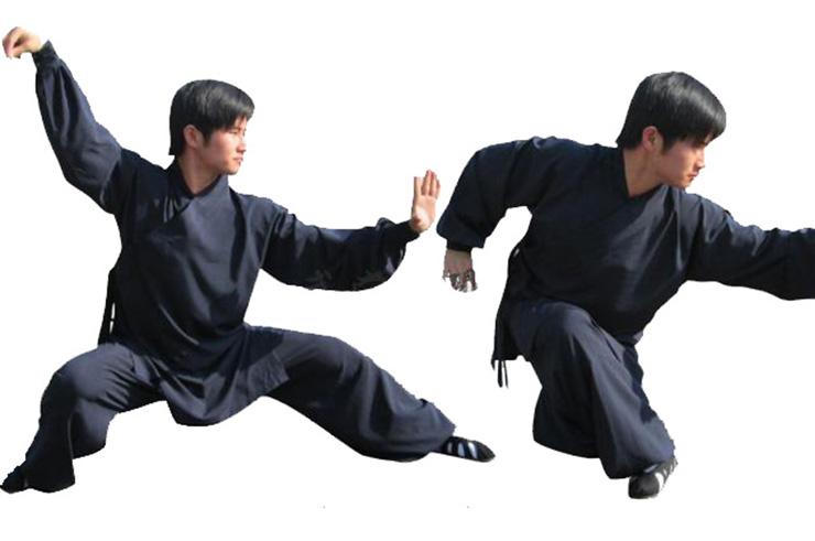 Tenue Wudang Ouverture Diagonale