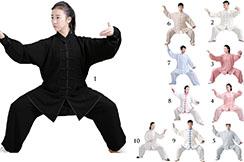 Jingyi Taiji Uniform 5