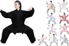 Tenue Taiji Jingyi 5