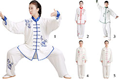 Jingyi Embroidered Taiji Uniform 2