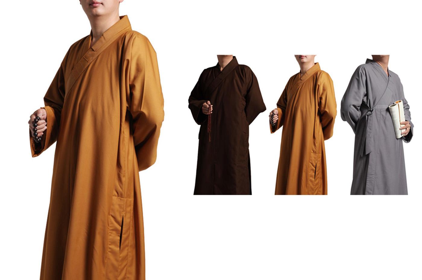 Shaolin Uniform 21