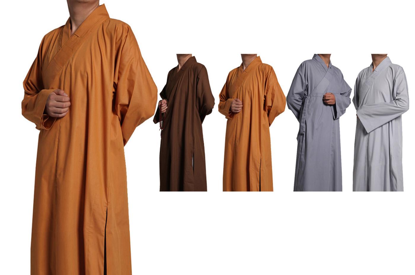 Shaolin Uniform 46