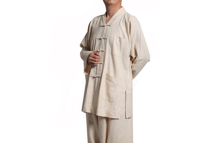 Traje Shaolin Duan Gua de Otoño