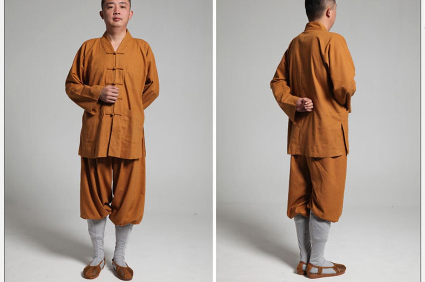 Tenue shaolin duan gua d 39 automne chinatown shop - Tenue d automne ...