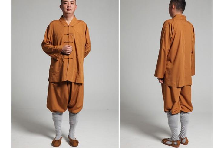 Traje Shaolin Duan Gua de Verano