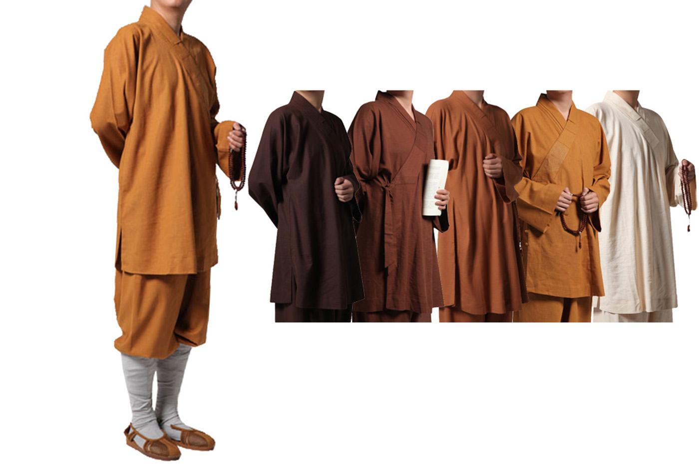 Shaolin Uniform 73