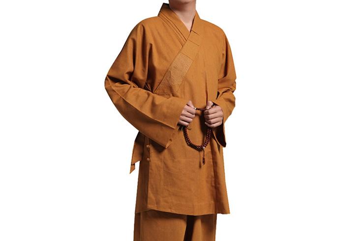 Traje Shaolin Luo Han Gua