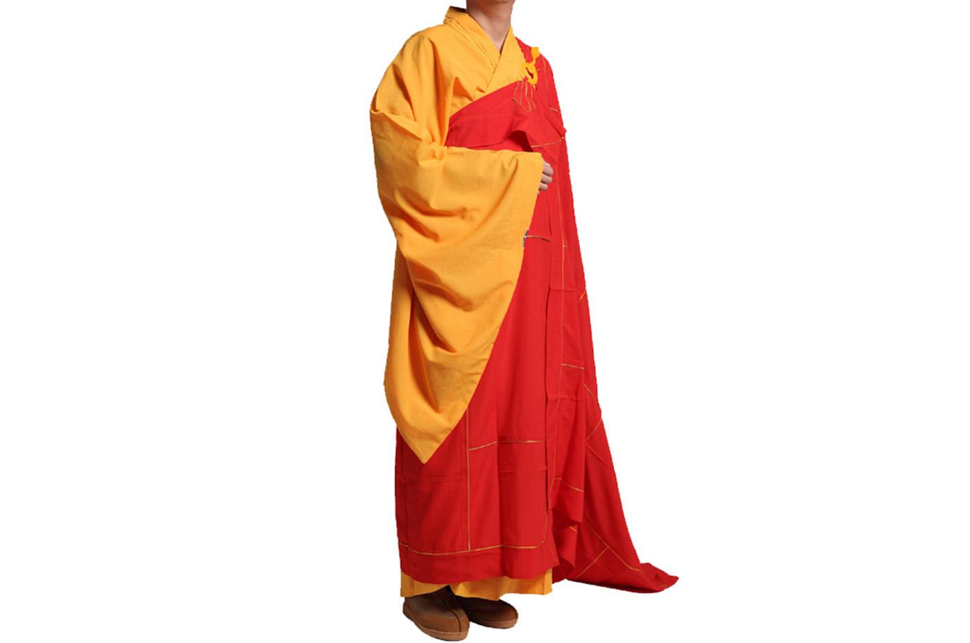 Tenue Shaolin Qi Chan Yi