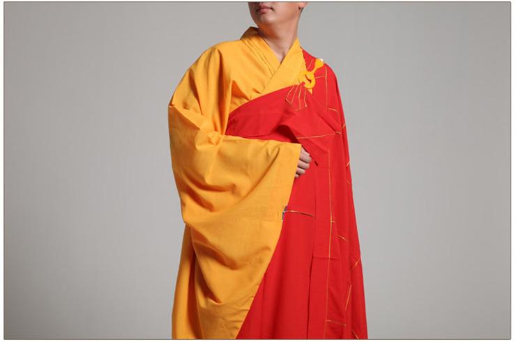 Toge Shaolin Qi Chan Yi