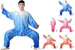 Jingyi Taiji Uniform 18