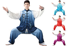 Jingyi Taiji Uniform 20