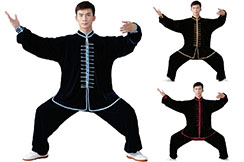 Jingyi Taiji Uniform Velour 2