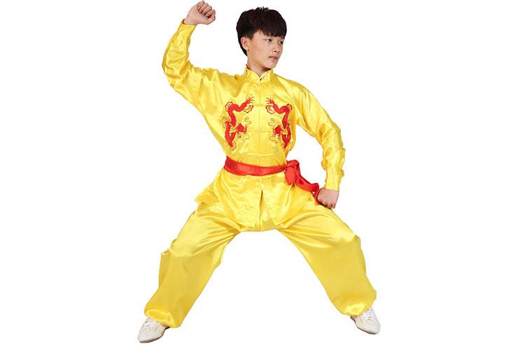 Tenue Taiji Double Dragons, Shaolin