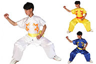 Tenue Chang Quan Double Dragon