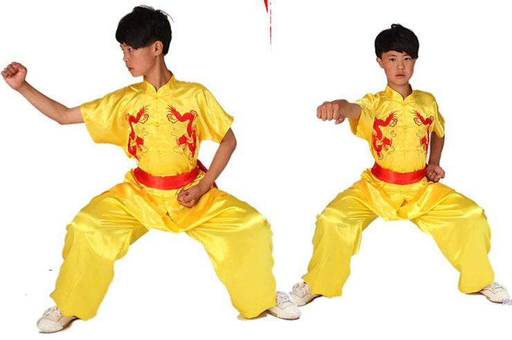 Tenue Chang Quan Double Dragon