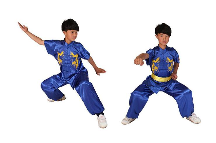 Traje Chang Quan Doble Dragón