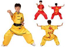 Traje Chang Quan Dragón 2