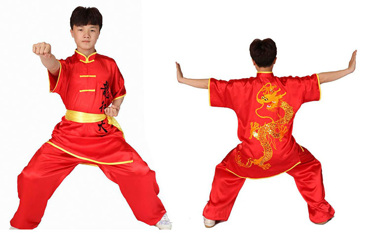 Tenue Chang Quan Dragoon 2