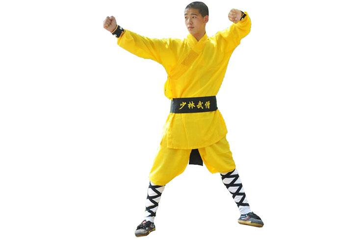 Traje Shaolin Wu Seng 1