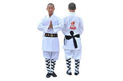 Traje Shaolin Wu Seng 2