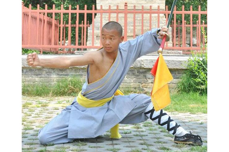 Tenue Shaolin Wu Seng 3