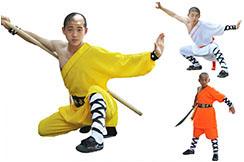 Traje Shaolin Dan Jia Seng 2