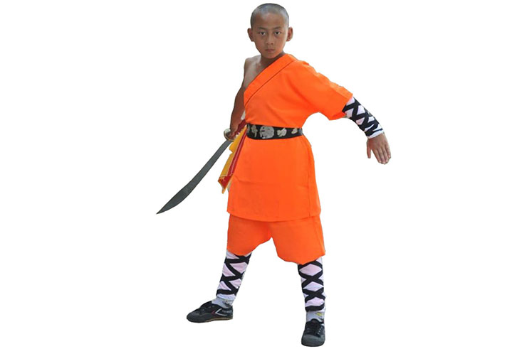 Tenue Shaolin Dan Jia Seng 2