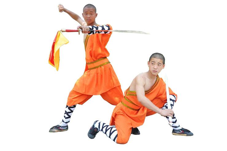 Tenue Shaolin Dan Jian Seng 3