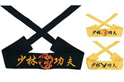 Cinturón Wushu Bordado 1