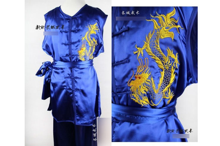 Dragon Nanquan Uniform