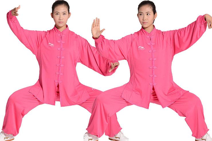 Tenue Tai Chi, Lining