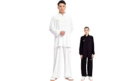 Tai Chi Uniform 1, Lining