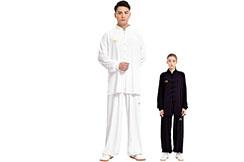 Tai Chi Uniform 1, Lining