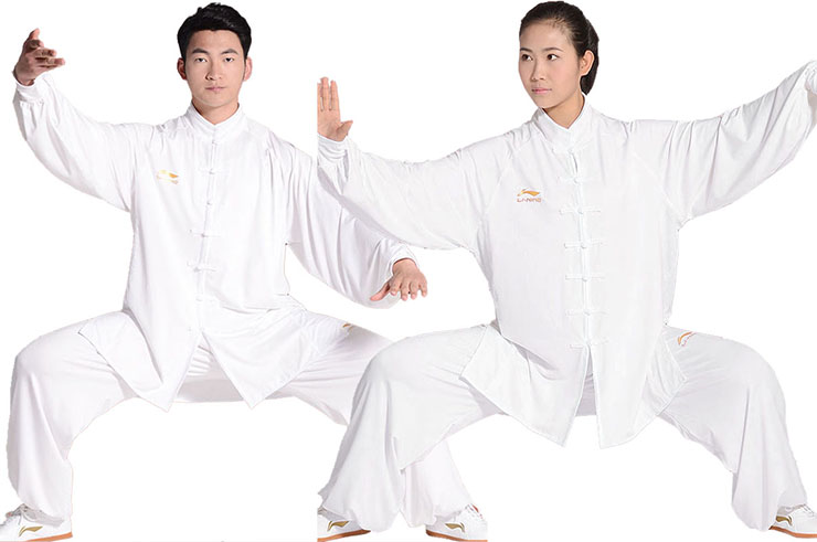 Tenue Tai Chi 1, Lining