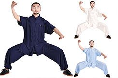 Tenue Chang Quan, Lining