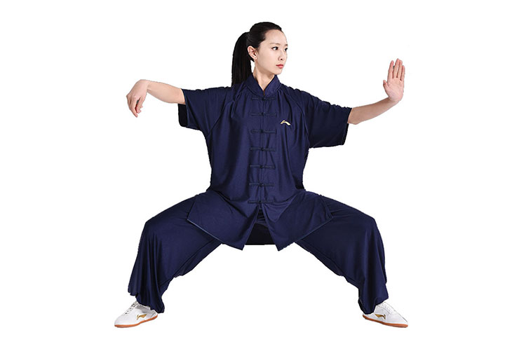 Tenue Chang Quan, Lining