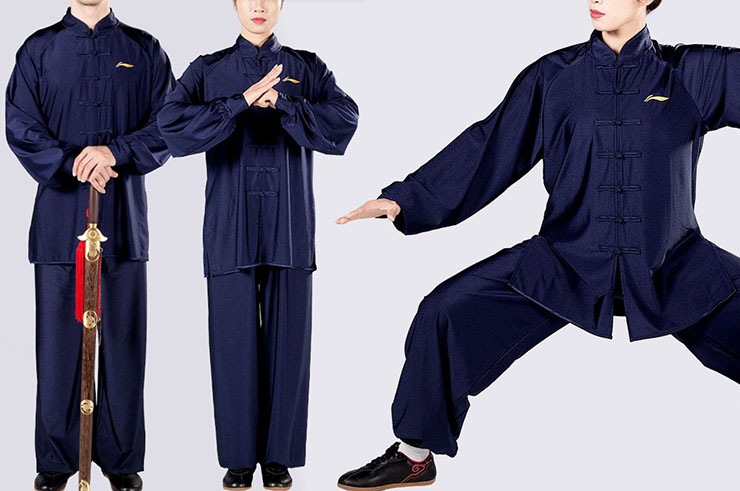 Tai Chi Uniform 3, Lining