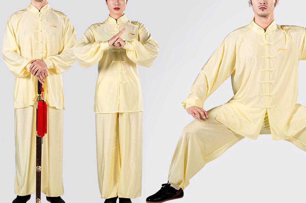tai chi uniform 3 lining