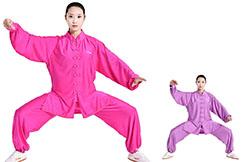 LiNing Taiji Uniform, ZiHong